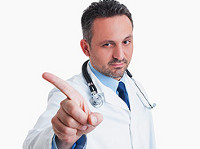 doctor-telling-off